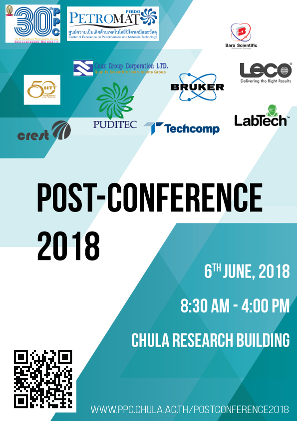 Post-Conference on June 6, 2018