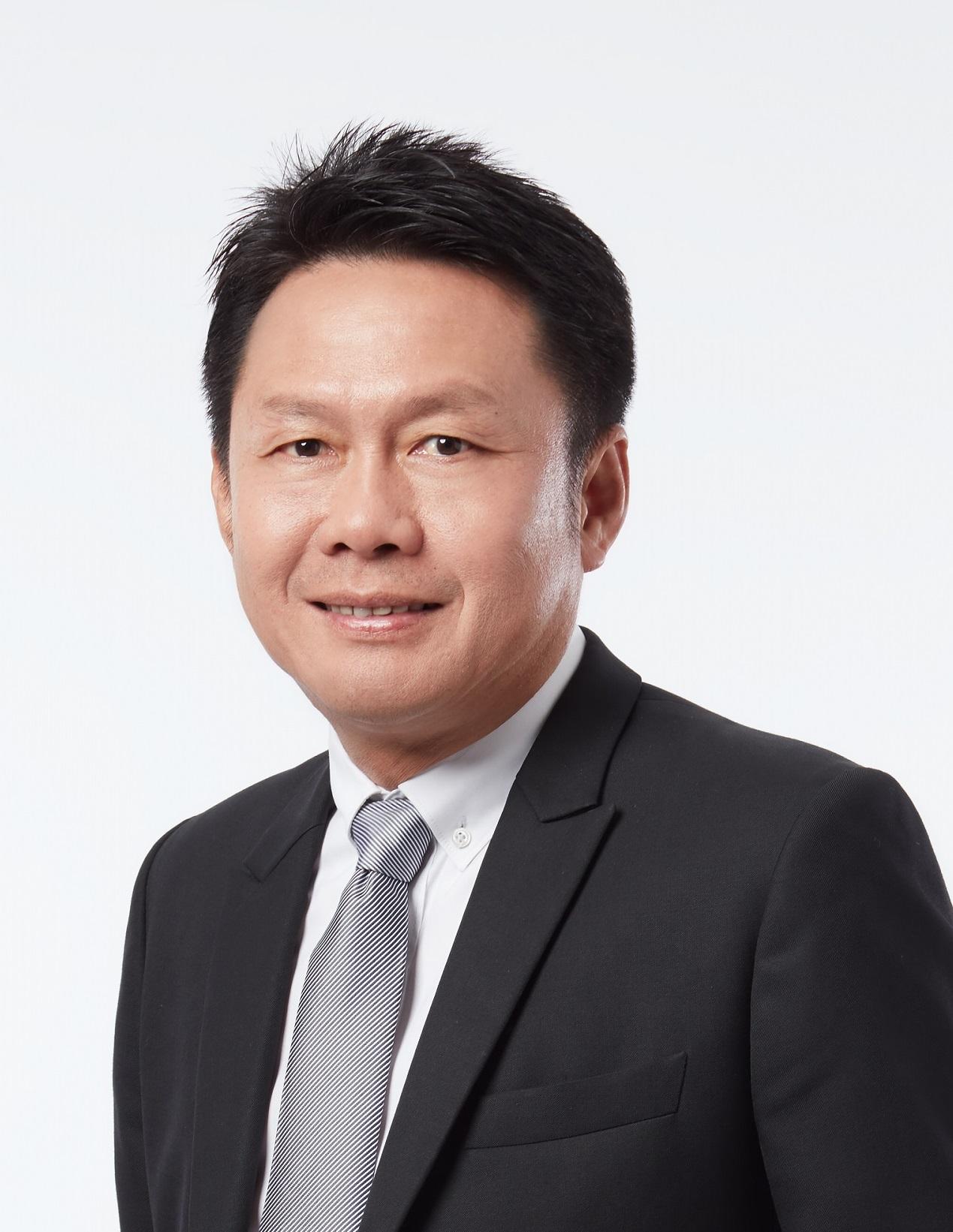CV -Mr. Sakchai Patiparnpreechavud, Vice President-Polyolefins and Vinyl Business, SCG Chemicals Co., Ltd